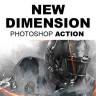 [Graphicriver] New Dimension Photoshop Action